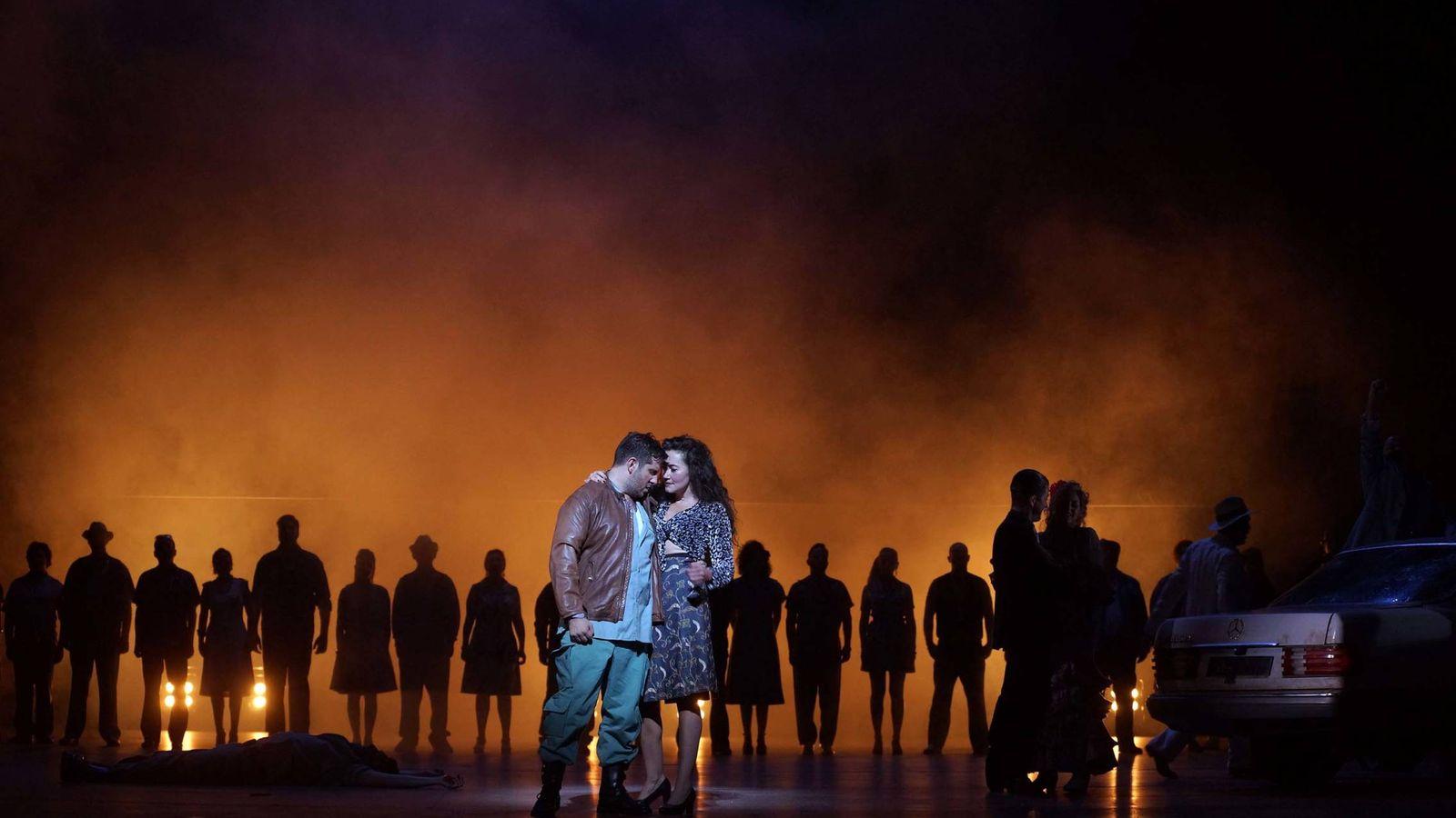 El Teatro Real recibe el premio a la mejor compañía del mundo en los Opera Awards