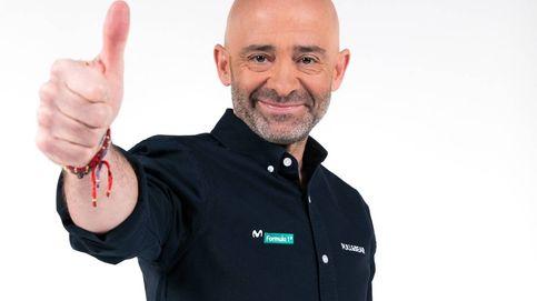 Antonio Lobato regresa a la Fórmula 1 como comentarista en Movistar+