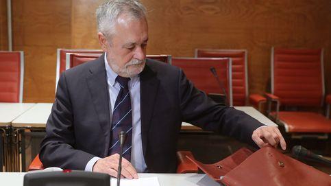 Griñán se niega a declarar por los ERE en la comisión de investigación del Senado