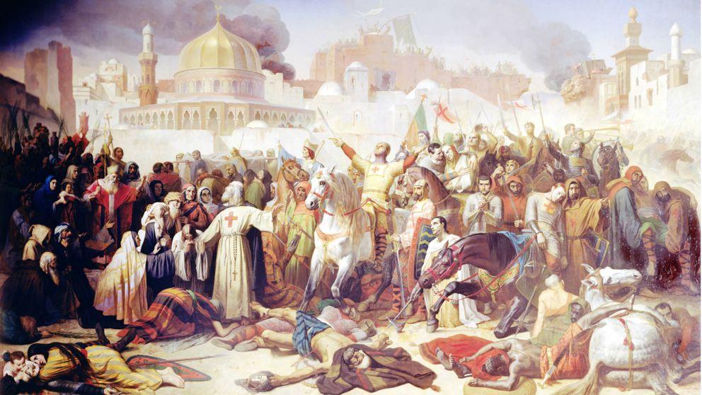 'El sueño y la tumba': las Cruzadas como nadie las había contado