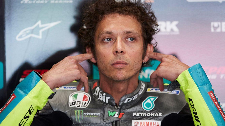 Valentino Rossi y las incertidumbres sobre el futuro