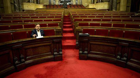 Puigdemont planea una inminente crisis de Gobierno para frenar la guerra con ERC