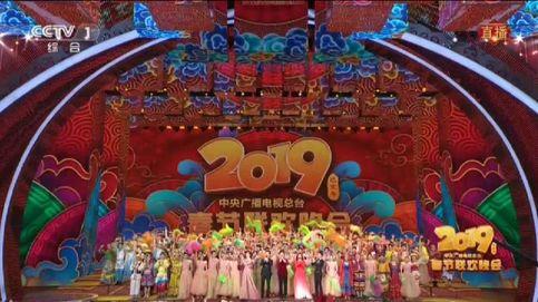 China celebra a lo grande la llegada de su año del cerdo