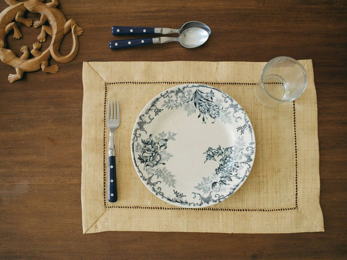 Foto: El método del plato puede ayudarte a adelgazar. (@allahetman para Unsplash)