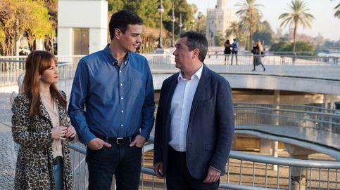 Ferraz desembarca en Andalucía para entronizar a Espadas y presionar a Díaz