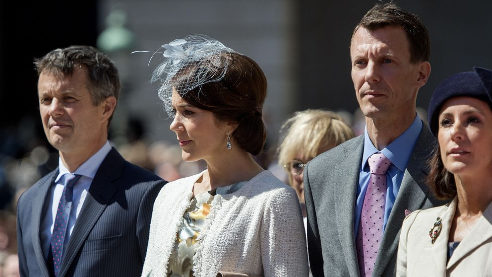 La mala relación entre Federico y Joaquín de Dinamarca: ¿envidia o afán de protagonismo?