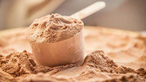 Polvo de proteína, la sustancia que modela tu cuerpo