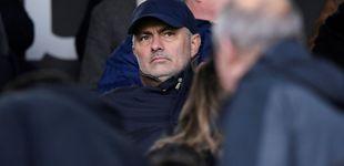 Post de Mourinho: