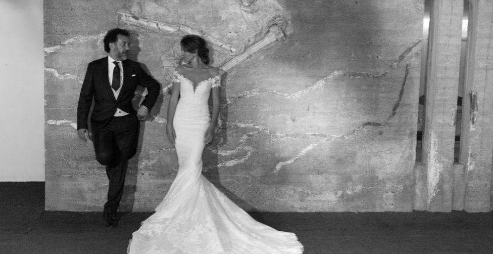 bodas de famosos: boda de actores en granada: así se casaron