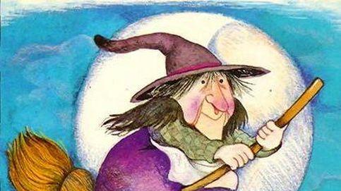 ¡Y un jamón, dijo la bruja Mon!: Viví Escrivá, premio Nacional de Ilustración