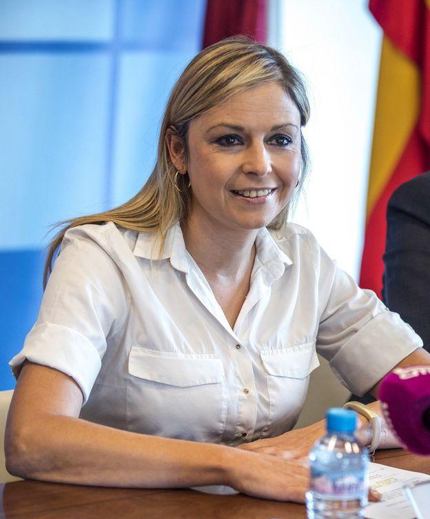 Foto: La fallecida Elena de la Cruz, consejera de Fomento de Castilla-La Mancha. (EFE)