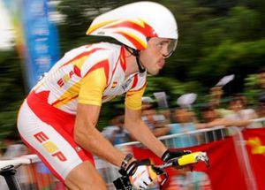 Foto: Alberto Contador se queda a ocho segundos del bronce