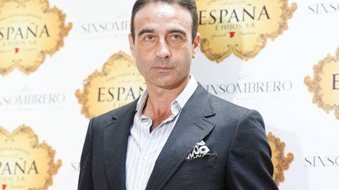 Enrique Ponce, en la reaparición pública tras su separación: Quiero estar tranquilo