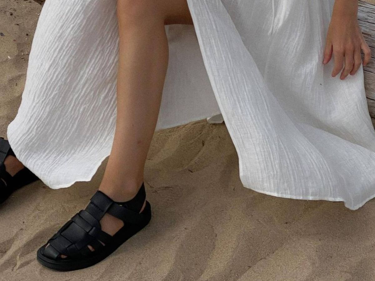 Foto: Fichas estas sandalias. (Instagram @brittanybathgate)