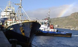 """El Gobierno se considera """"muy satisfecho"""" con la colaboración de Mauritania en la gestión de la crisis del 'Marine I'"""