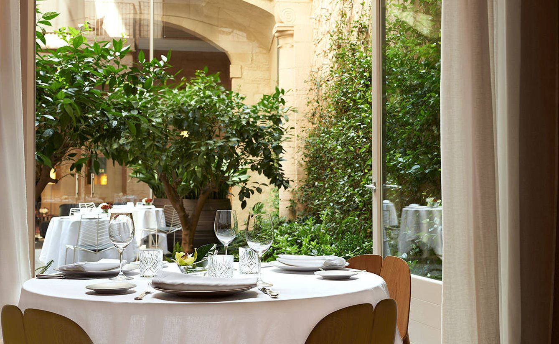 Foto: El apetitoso restaurante del hotel Mercer de Barcelona
