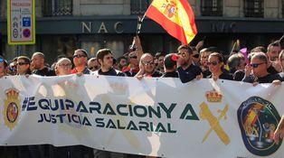 Por qué los policías (y otros funcionarios) no deben ganar lo mismo en toda España