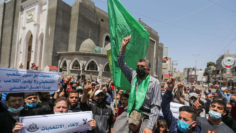 Abás juega con fuego: el alto coste de cancelar las elecciones palestinas