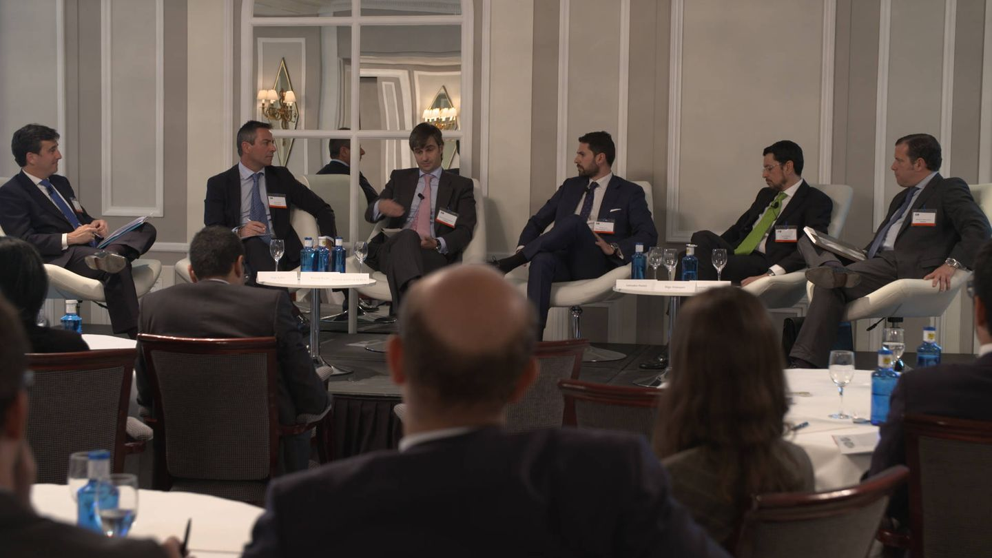 Spanish M&A and Private Equity Forum en Madrid (Mergermarket)
