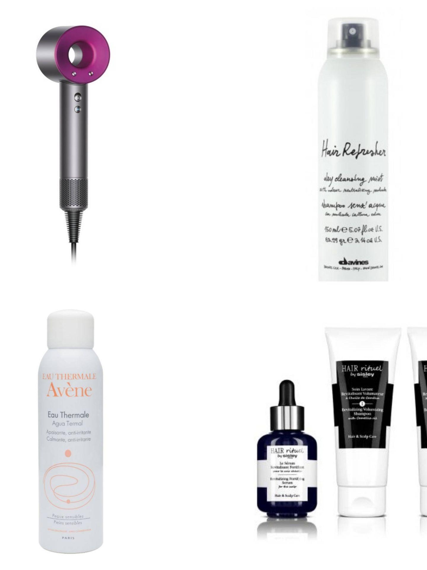 Productos que cambiarán tu pelo.