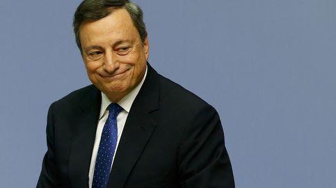 El Ibex 35 se impulsa más de un 2% gracias a Mario Draghi y a la banca