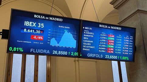 El Ibex se 'rebancariza': el sector financiero vuelve a dominar en la bolsa española
