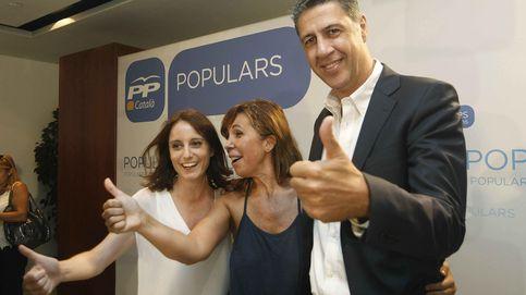 El PP gira a la derecha en Cataluña por temor a Ciudadanos y la debacle en los sondeos