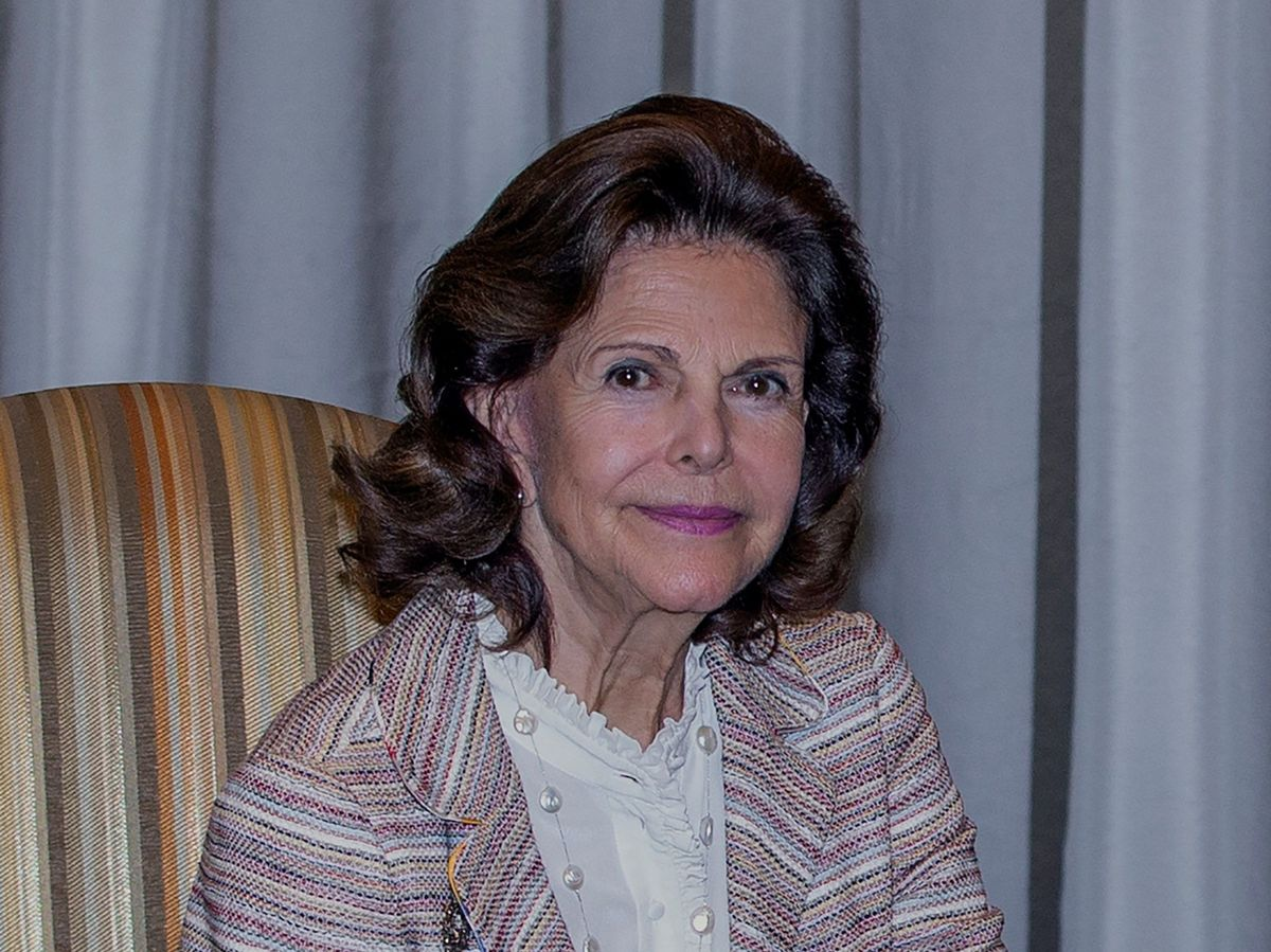 Foto: La reina Silvia, en una imagen de archivo. (EFE)