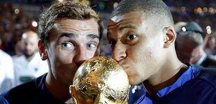 Post de Neymar, Griezmann o Hazard y el síndrome del Balón de Oro