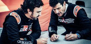 Post de Marc Coma será el copiloto de Fernando Alonso en su camino al Dakar