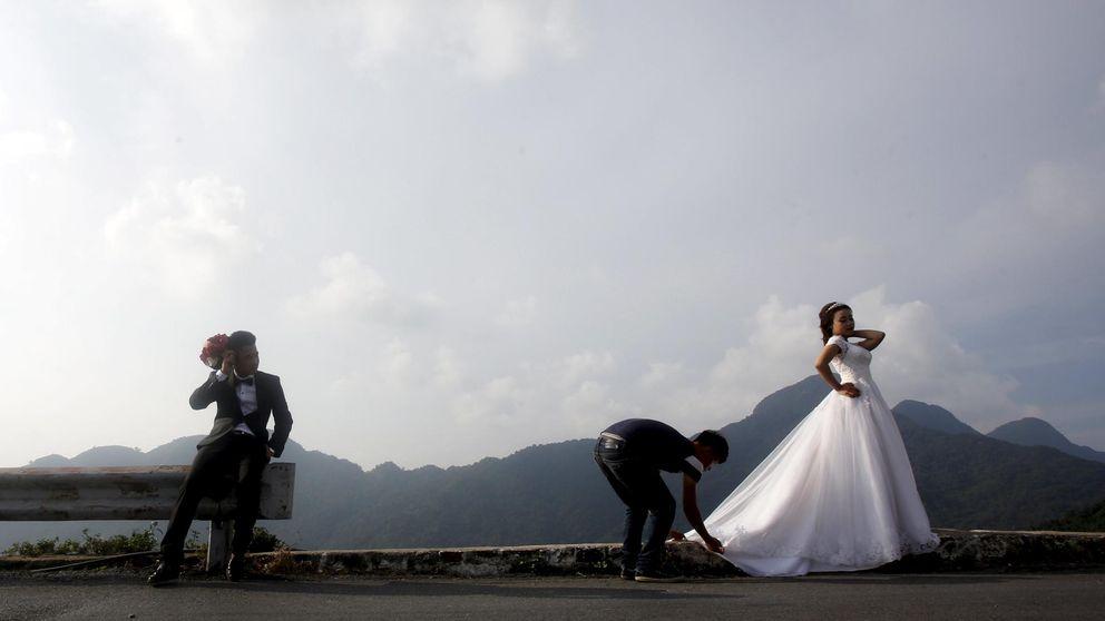 El matrimonio, incubadora de paternidad