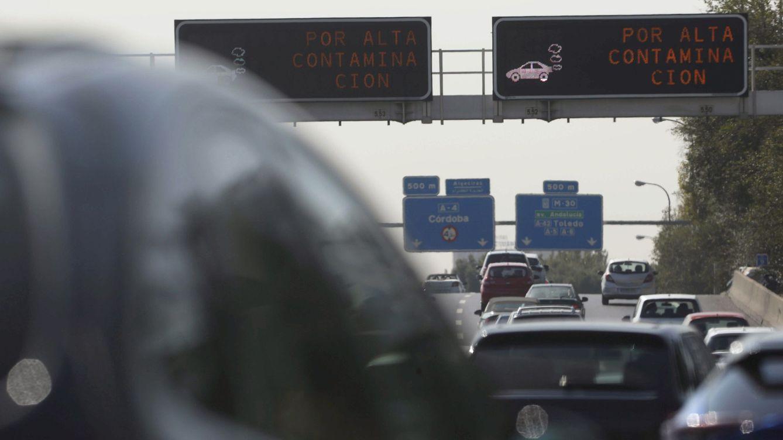 Madrid desactiva este domingo el escenario 2 por alta contaminación