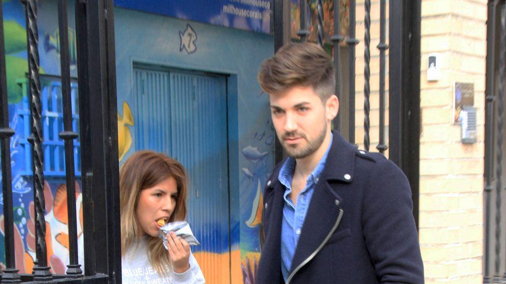 Foto: Isa Pantoja y Alejandro Albalá en una imagen de archivo. (Gtres)