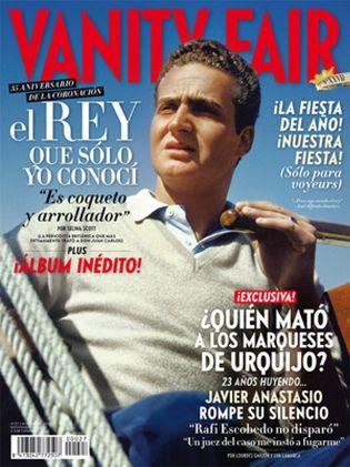 Foto: El Rey Juan Carlos que sólo Selina Scott conoció