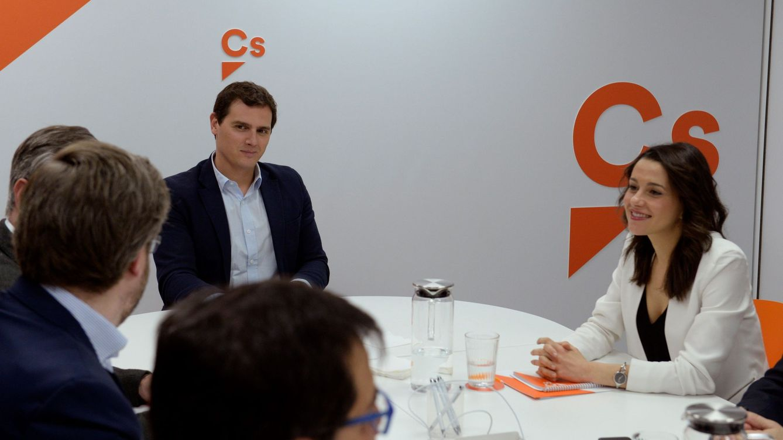 Rivera aprieta al PSOE con los Presupuestos: Deben salir adelante sin depender del PNV