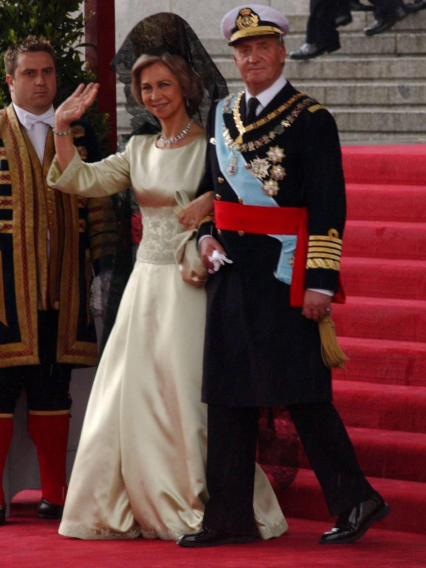 La reina Sofía. (CP)
