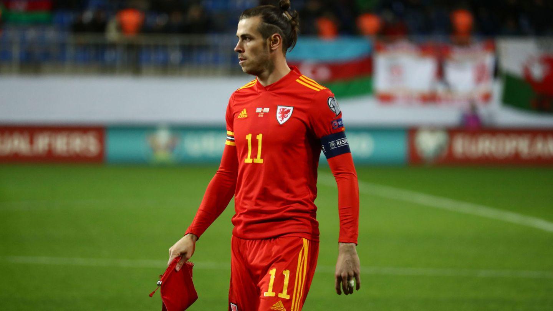 Gareth Bale, capitán de Gales. (Reuters)