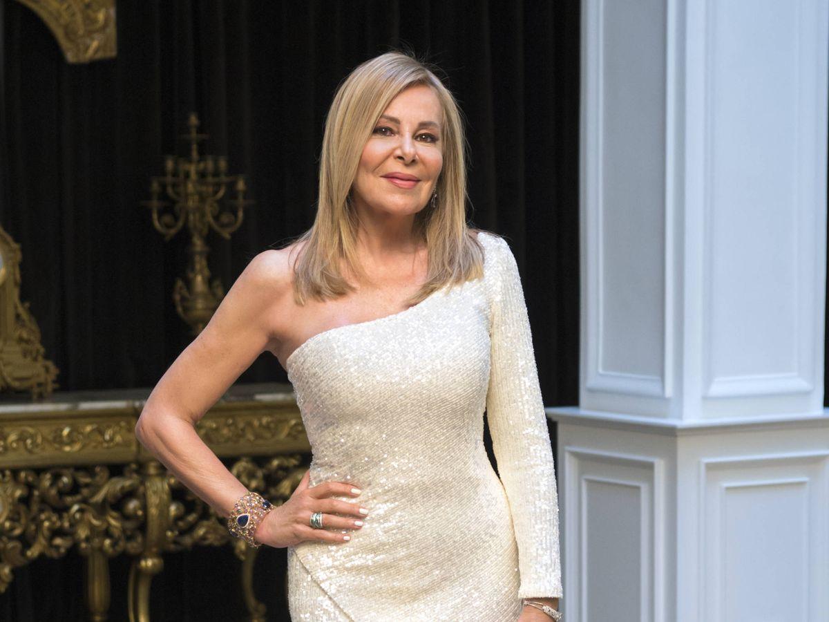 Foto: Ana Obregón presentará las campanadas. (TVE)