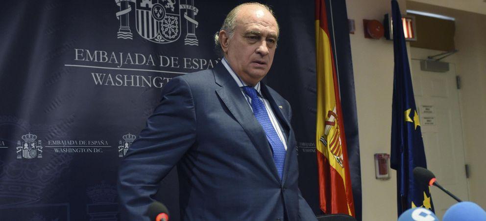 Foto: El ministro del Interior Jorge Fernández Díaz (Efe)
