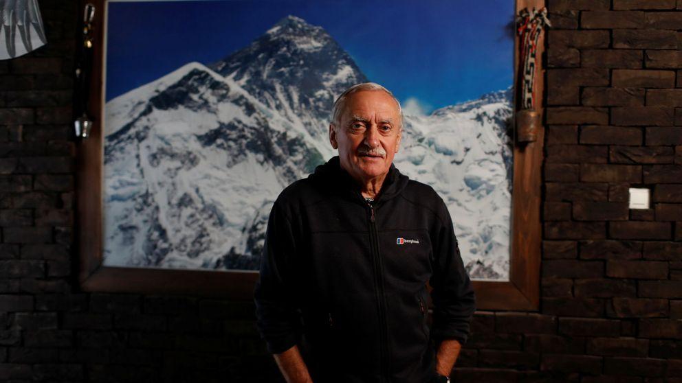 Wielicki es un gran alpinista, pero no tiene los valores del Princesa de Asturias