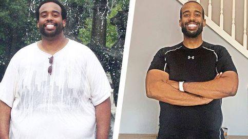 45 kilos en un año: así adelgazó con una dieta ridículamente simple