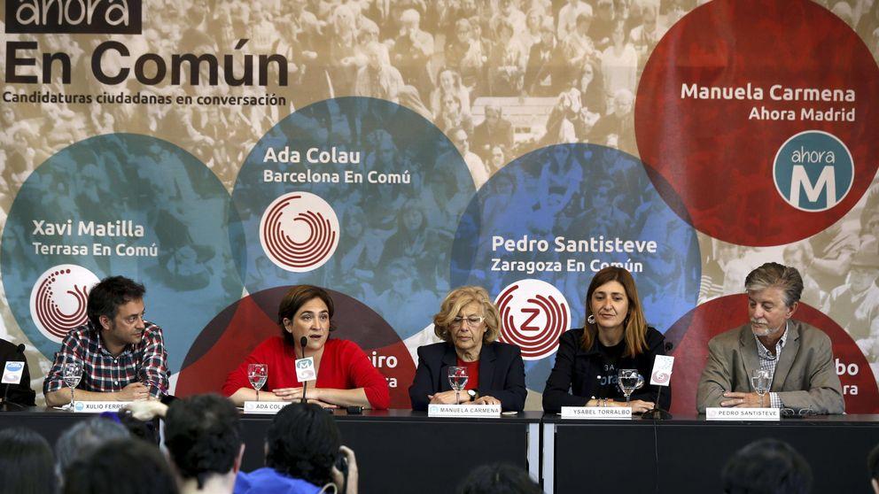 Los grandes feudos de Podemos retrasan el pago de facturas tras seis meses en el poder