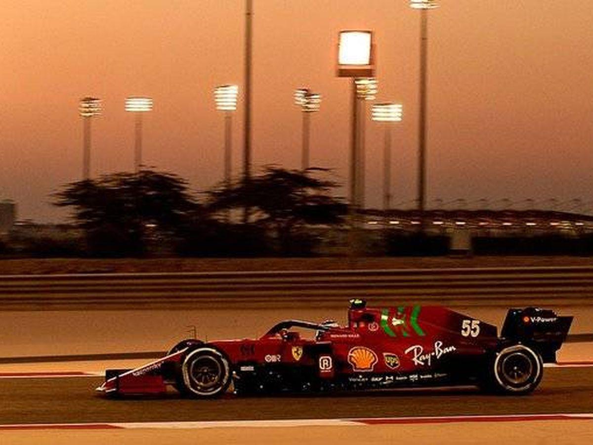 Foto: Ferrari ha dejado en Bahrein señales de progresión, pero las lecturas solo podrán desvelarse dentro de dos semanas