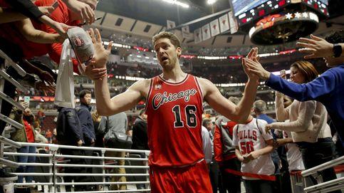 Pau Gasol mantiene a los Bulls en zona de 'play-off' con un nuevo 'triple-doble'