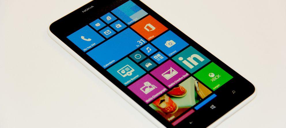 Foto: Lumia 1320: Nokia acerca las seis pulgadas a todos los bolsillos