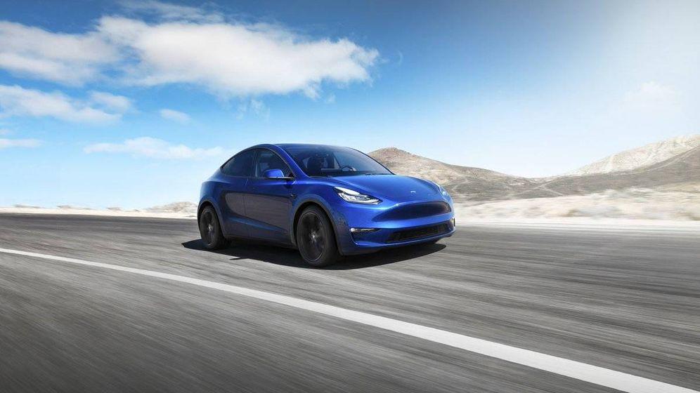 Foto: Tesla Model Y (Foto: Tesla)