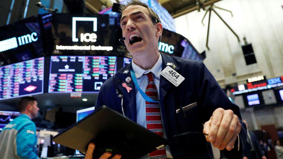 Wall Street se desploma otro 5% tras declararse pandemia el coronavirus