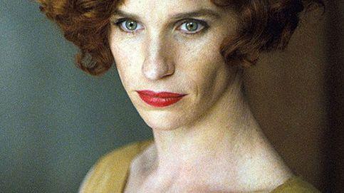 La nueva imagen de Eddie Redmayne como transexual