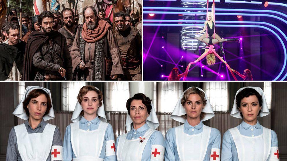 3 programas de estreno, entre las armas de Antena 3 para la nueva temporada
