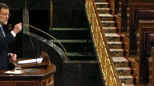 La segunda investidura de Rajoy y el penúltimo cartucho de Rubalcaba